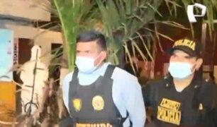 Tres mujeres fueron asaltadas por los mismos delincuentes y en diversos distritos de Lima