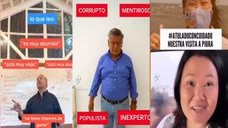 Elecciones 2021: Candidatos presidenciales utilizan redes sociales para campaña electoral