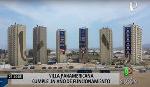 Villa Panamericana cumplió un año de funcionamiento atendiendo a pacientes por COVID-19