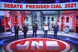 Debate Presidencial: Conozca las propuestas de los cinco candidatos para enfrentar la pandemia contra el COVID-19