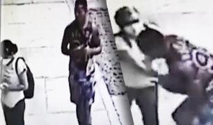 Chorrillos: joven fue atacada por un ladrón en la puerta de su vivienda