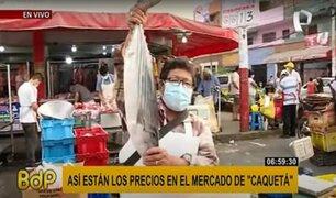 Mercado de Caquetá: conozca los precios de pescados y mariscos para esta Semana Santa