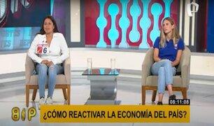 Elecciones 2021: Adriana Tudela (Avanza País) y Zaira Arias (Perú Libre) hablan de sus propuestas