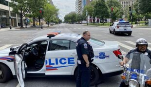 EEUU: reportan 4 heridos tras tiroteo en sureste de Washington