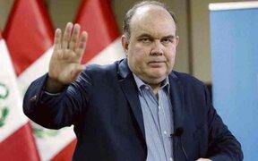 López Aliaga demandará a quienes le mencionen deudas a la Sunat