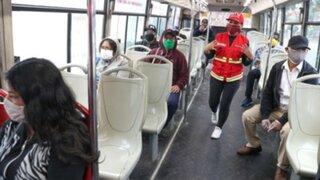 Semana Santa: conoce los horarios del transporte público durante feriados