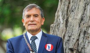 """Ciro Gálvez asegura que no se encuentra """"tan bien"""" de salud tras superar el covid-19"""