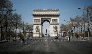 Gran parte de Francia retorna a cuarentena este fin de semana