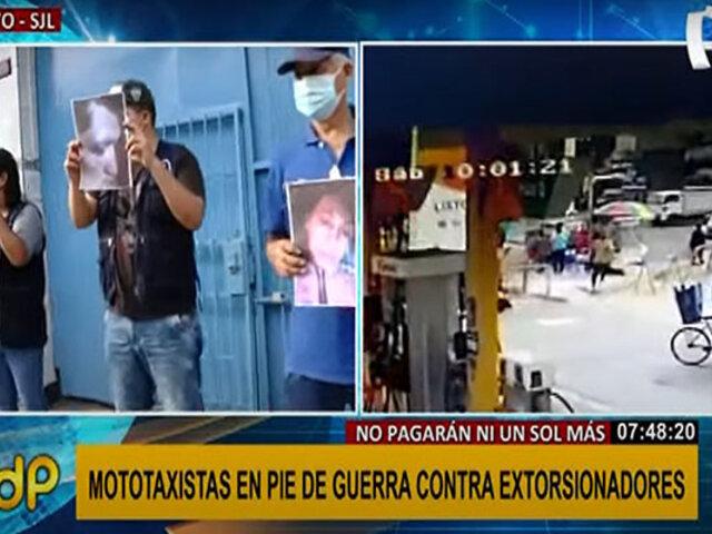 Mototaxistas en pie de guerra: cobradores de cupos les solicitan hasta S/.6,000