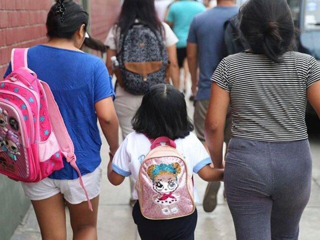 Familias ya pueden tramitar devolución de cuotas de ingreso en colegios privados