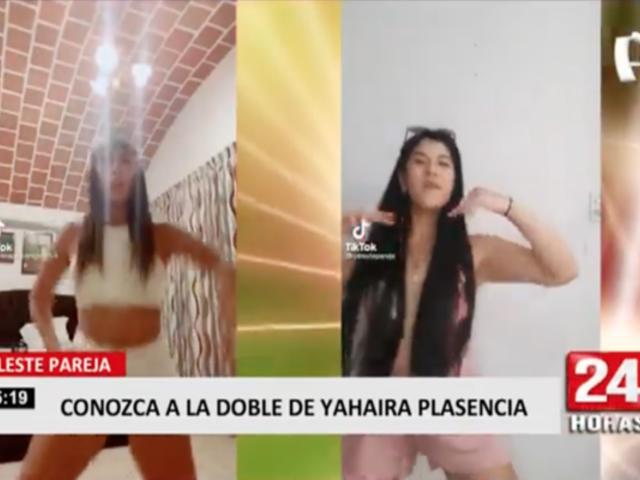 Conozca a la doble de Yahaira Plasencia que vive en Arequipa