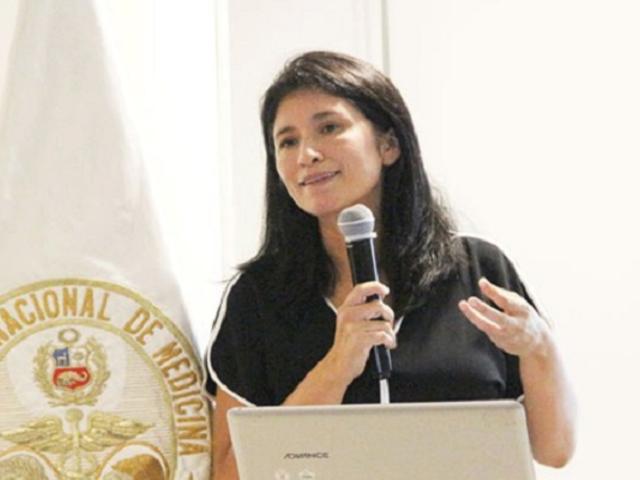 Ensayos clínicos de Sinopharm: UPCH designa a la Dra. Coralith García como investigadora principal
