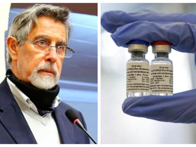 Presidente Sagasti presentará esta mañana nuevo plan de vacunación contra la covid-19