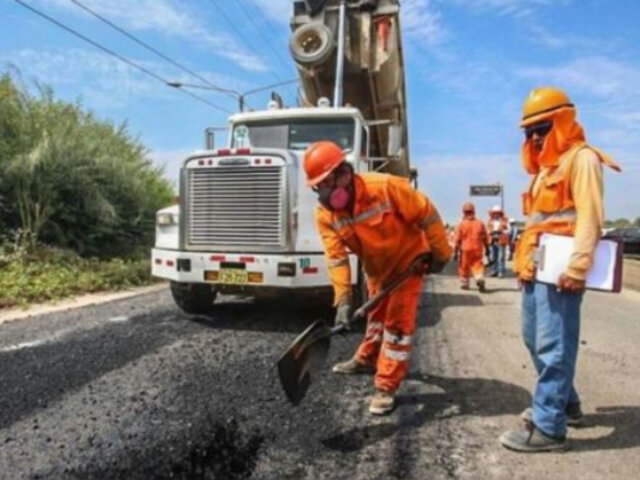 Presidente Sagasti: Se alcanzó un récord de inversión pública en enero y febrero