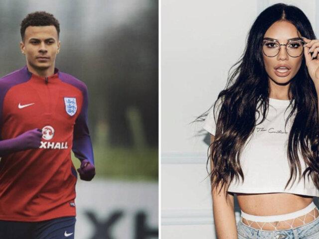 Dele Alli, jugador del Tottenham, y su novia terminaron tras discutir por el 'Fortnite'