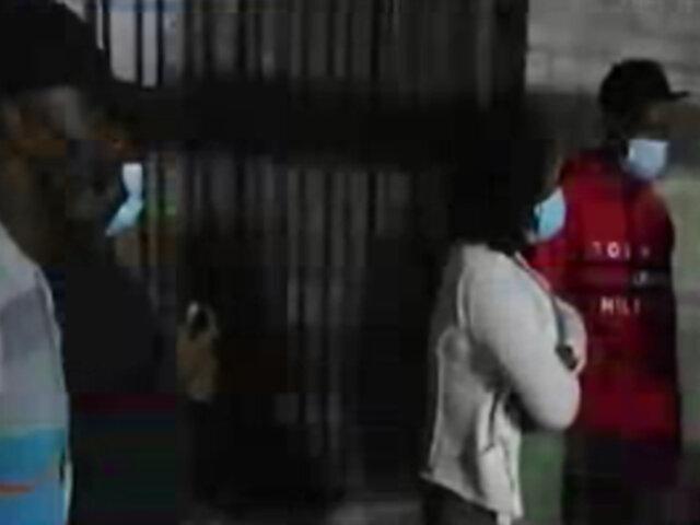 Haitianos intervenidos en Arequipa fueron liberados