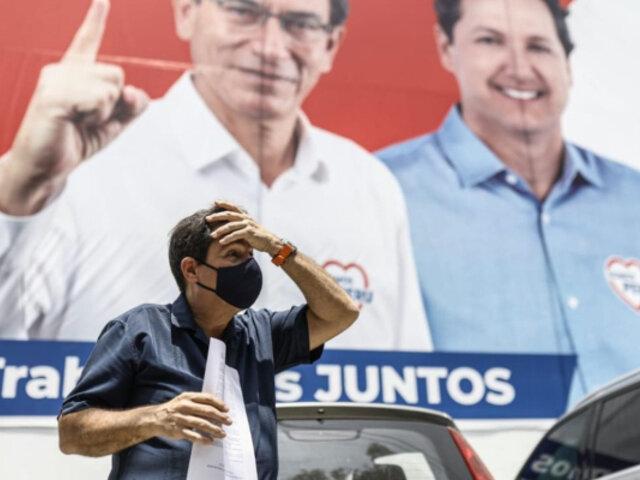 Somos Perú: Juan Carlos Zurek oficializa ante JNE su renuncia a la agrupación