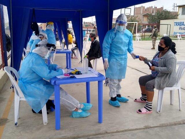 Trujillo: reparten 40 mil dosis de ivermectina en consultorios rodantes