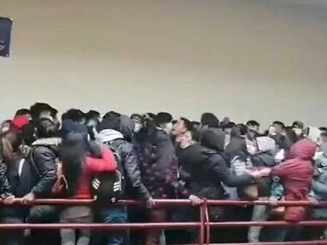 Bolivia: detienen a tres personas por trágica muerte de seis estudiantes