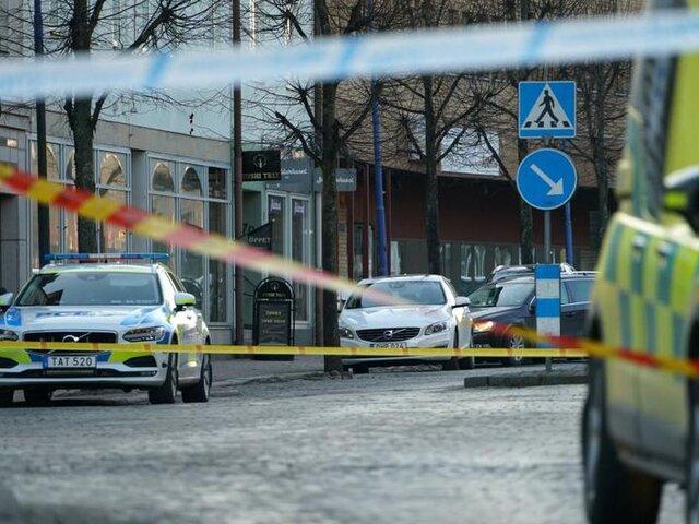"""Suecia: al menos ocho heridos por arma blanca en un presunto """"ataque terrorista"""""""