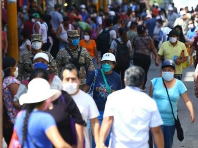 Semana Santa: Lima entre regiones con más detenidos por infracciones al estado de emergencia