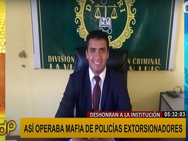 """""""Los Casasola"""": así operaba mafia de policías sembrando droga a sus víctimas"""