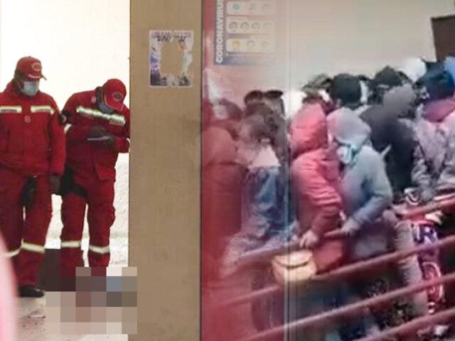 Bolivia: detienen a dirigentes por la muerte de estudiantes en una universidad de El Alto