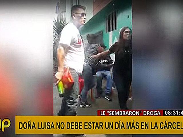 Mafia de policías: familia aseguró que recibía amenazas de que iban a ser sembrados con droga