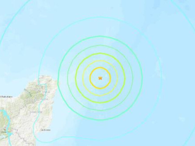 Nueva Zelanda: alerta de tsunami tras terremoto de magnitud 7.2