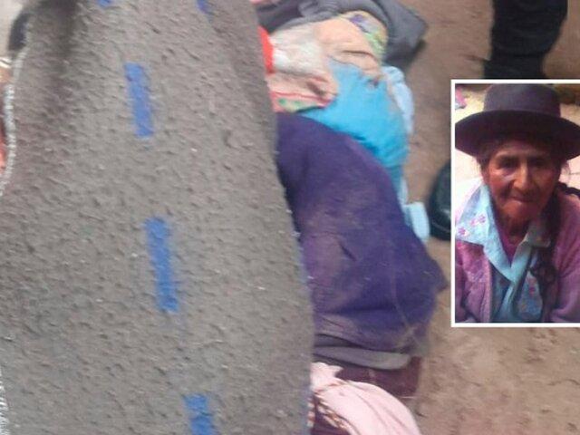 Ayacucho: delincuente asesina a anciana para robarle seis vacas