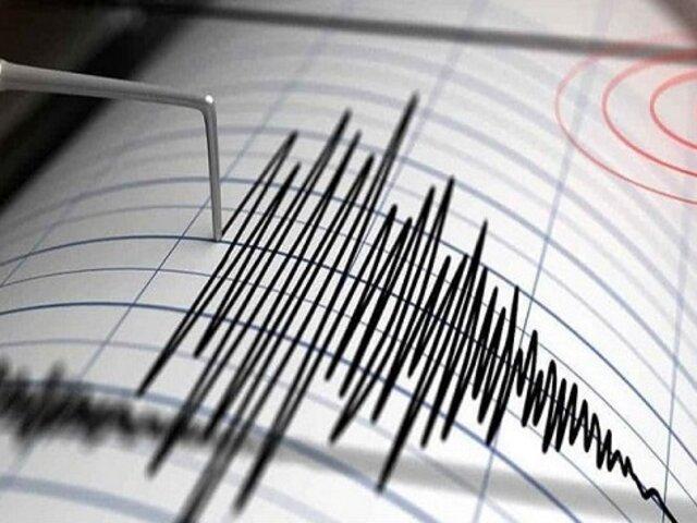 Sismo de magnitud 4.4 se registró esta madrugada en Huánuco