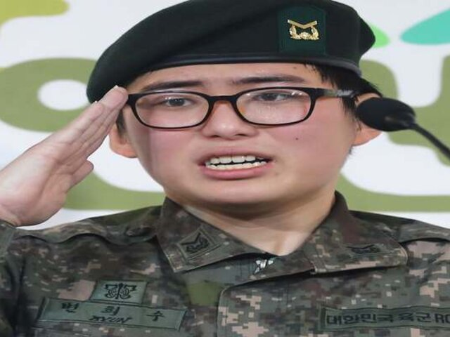 Corea del Sur: exmilitar transexual fue hallada sin vida