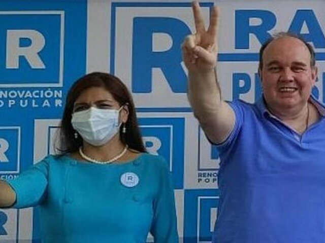 Vicepresidenta por Renovación Popular causa polémica tras declaraciones 'conservadoras'