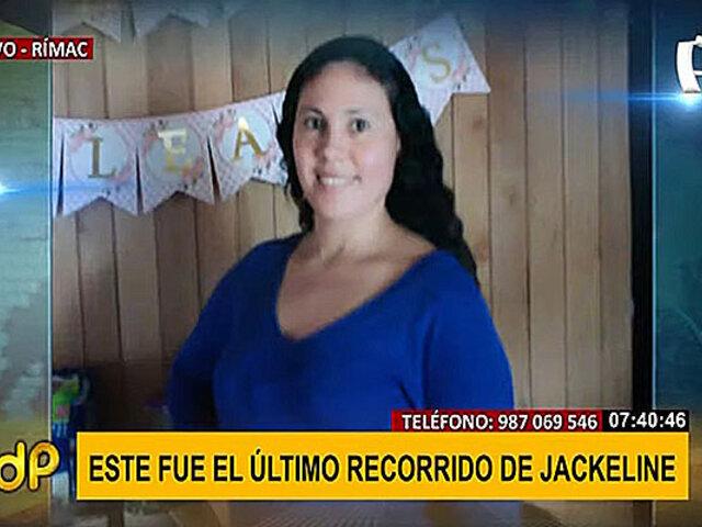 Rímac: Joven cristiana desaparece desde hace 40 días y familia sospecha de hombre que la acosaba