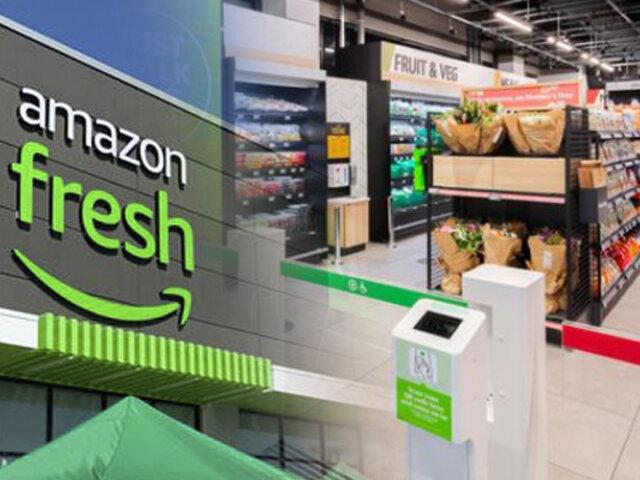 Reino Unido: Amazon abre su primer supermercado sin cajeros en Londres