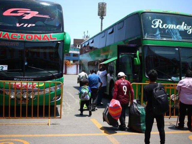COVID-19: Venden pruebas falsas con resultado negativo para poder realizar viajes interprovinciales