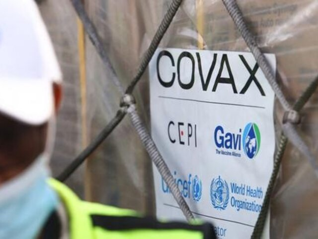 Covax Facility: Mayoría de vacunas llegará durante segundo  semestre