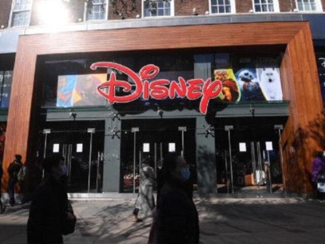 La pandemia empuja a Disney a cerrar 20% de sus tiendas físicas durante este 2021