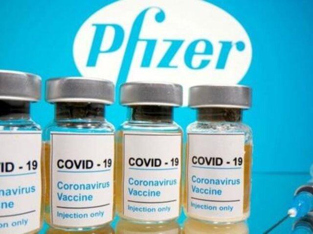 Vacuna Pfizer no se podrá aplicar en zonas rurales