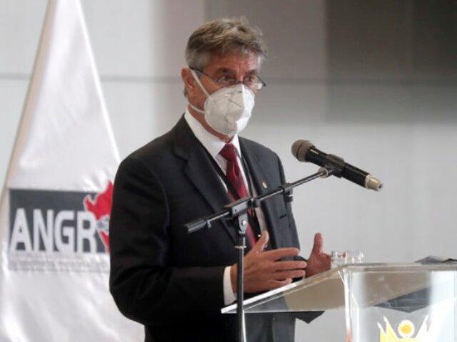 Gobierno anuncia que 117 mil vacunas Pfizer de Covax Facility llegan el miércoles