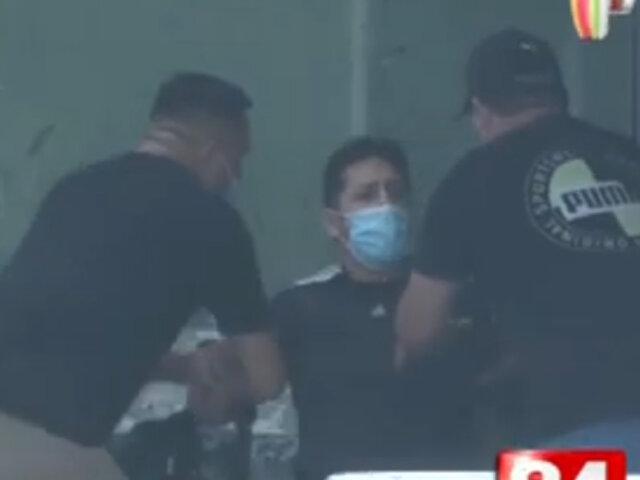 Chorrillos: capturan a sujeto que robaba y realizaba tocamientos indebidos a mujeres