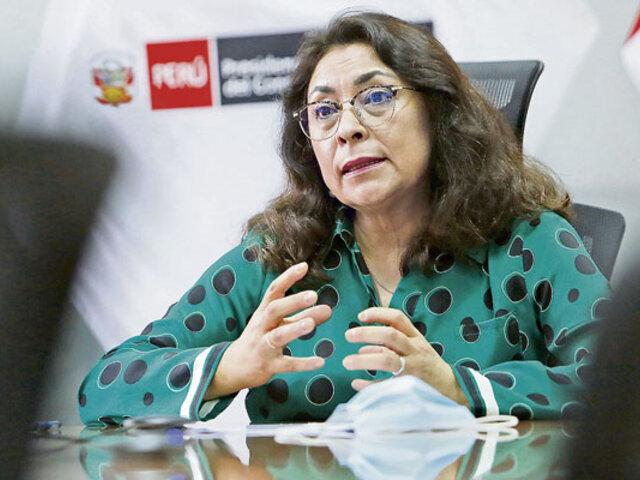 Premier Bermúdez: Estamos en negociaciones para adquirir la vacuna rusa Sputnik V