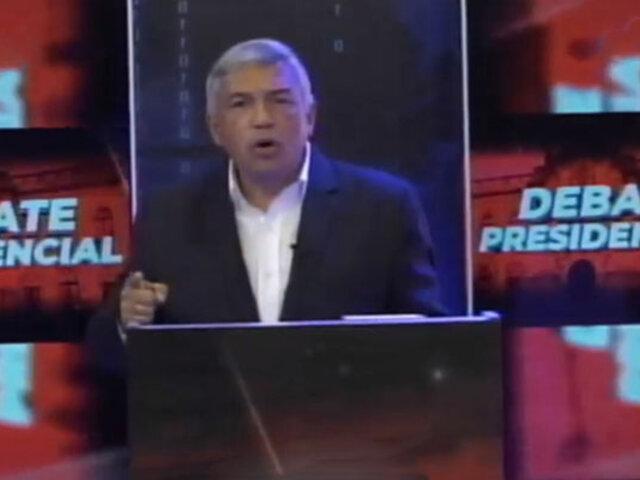Alberto Beingolea: Tras fallo judicial candidatos del PPC al Congreso inician hoy campaña
