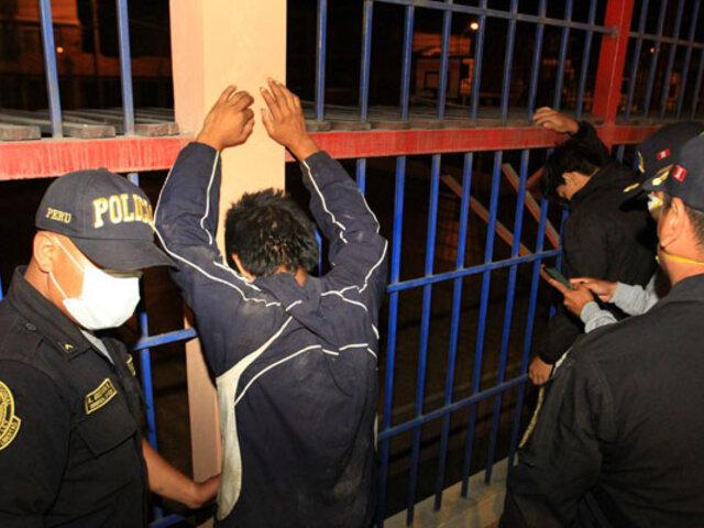 Callao: sujeto hirió de bala a policía para no ser intervenido por asistir a fiesta Covid-19