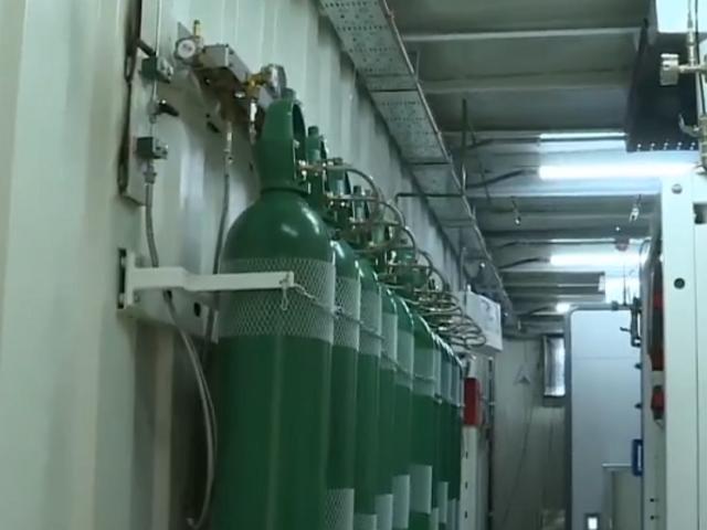 Huachipa: UNI entrega 7 plantas de oxígeno al Ministerio de Salud