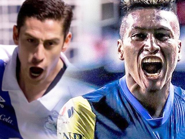 Santiago Ormeño y Pedro Aquino en el once ideal de la fecha en la Liga MX