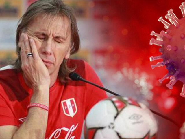 Ricardo Gareca toma radical decisión ante aplazamiento de las Eliminatorias