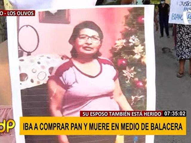 Balacera causa la muerte de una madre de familia: vecinos acusan a bandas de pandilleros