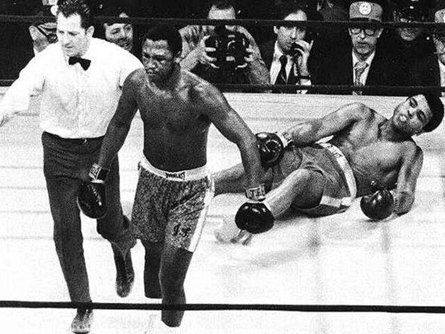 """A 50 años de la """"pelea del siglo"""": Muhammad Ali vs Joe Frazier"""