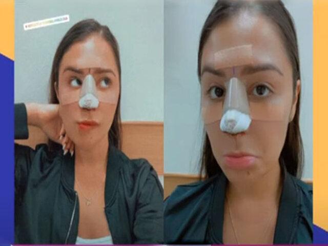 Picantitas del espectáculo: ¿La Chama Alexandra Méndez se hizo un nuevo arreglito en el rostro?